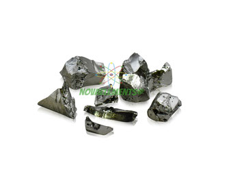 germanio metallo elemento 32 della tavola periodica, germanio cubo