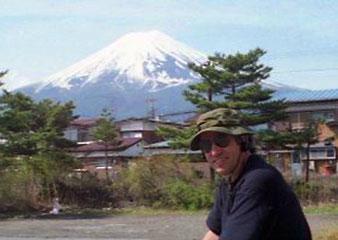 Die Tokaido-Fern-Verbindungsstrasse war erreicht