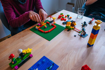 LEGO SERIOUS PLAY Workshop Produktentwicklung Produktideen