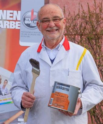 Inhaber Hans-Herrmann Lipp
