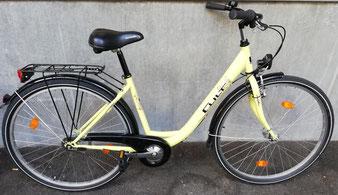 Cult - Damen City Bike