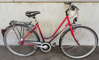 Moor - Damen City Bike