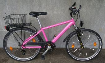 Pink Lady - Mädchenvelo