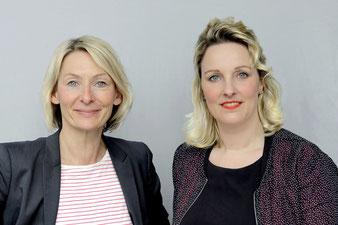 Claudia Henke, MA social & economic studies und Katharina Hepke, Gesundheitswissenschaftlerin