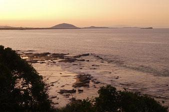 Alexandra Headland evening view