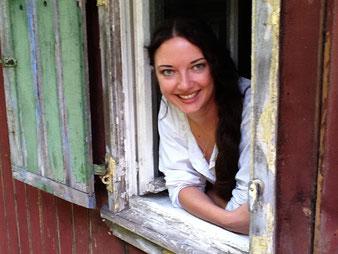 Актриса Елена Житенёва. Фото И.Армс