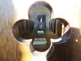 séjour insolite au château médiéval de Tennessus Salle de Gardes