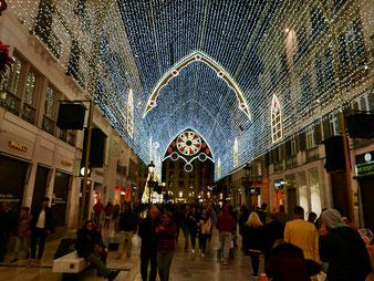 Málaga - Einkaufsmeile