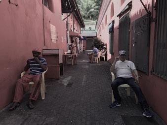 Slums in Salvador