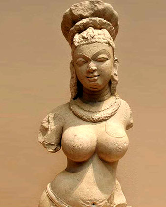 Devi_old_indian_statue_painters_blog