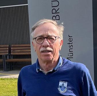 Seniors Captain  Peter GC Münster-Tinnen