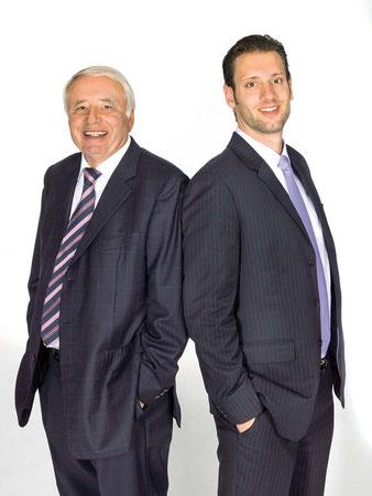 Heinz-Wilhelm und Stephan Harling