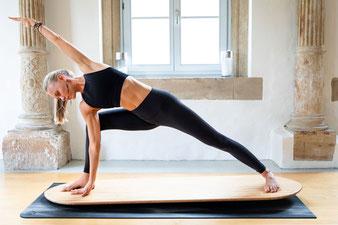 Yogaboard Flow Yoga Yogakurse Balance Erfurt