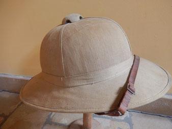 casque colonial année 30