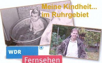 Ausschnitt Presseinformation WDR