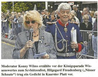 Foto Rolf Retzlaff, Kaarster Stadtspiegel
