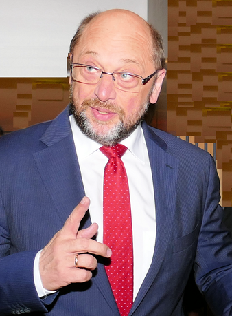 Martin Schulz © dokfoto.de / Klaus Leitzbach