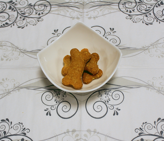 Snacks for Pets Leberwurstkekse Hunde Hundekekse Hundekuchen Leckerlis