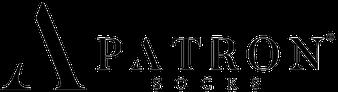 Logo der Patron Herrensocken.
