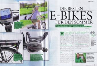 Interview mit dem e-motion e-Bike Premium Shop Hamburg in der Hören & Sehen