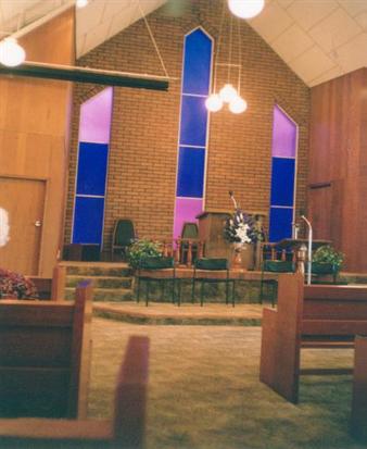 Church in Galbraith Ave