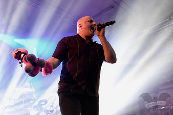 VNV Nation in Goslar, 2. November 2019 / Foto: Batty Blue