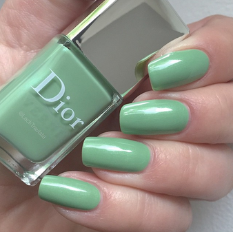 swatch Dior Waterlily 594 by LackTraviata