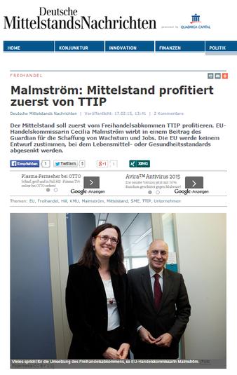 Link zu Deutsche WirtschaftsNachrichten