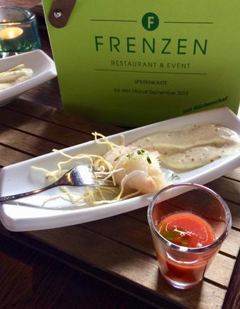 Kulinarische Schnitzeljagd Mönchengladbach - Frenzen Restaurant & Event