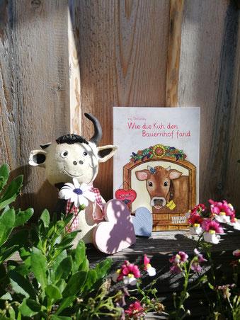 Iris Dollansky Wie die Kuh den Bauernhof fand