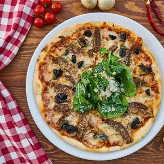 Pizza artisanale Ma Boulangerie Café