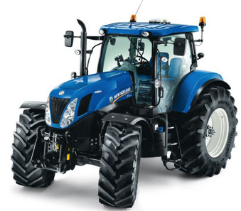 New Holland T7.170-T7.260 Range Command / Power Command
