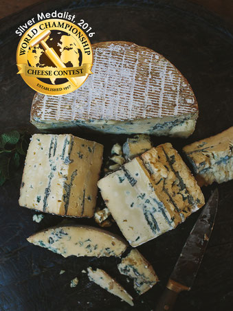 Windsor Blue World Championship Cheese Contest