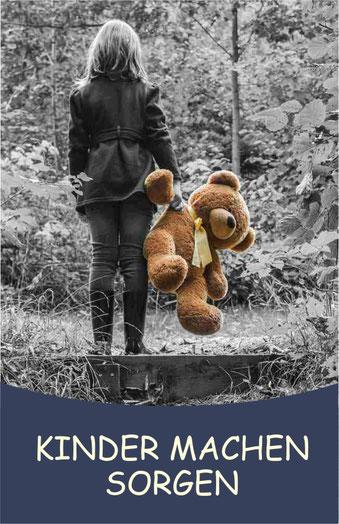 Sorgenkindern helfen mit Psychosomatischer  Energetik - Heilpraktikerin Bärbel Bröskamp