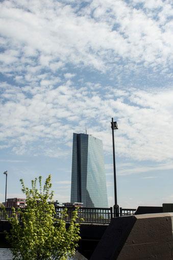 EZB Frankfurt - Frühling 2014