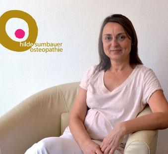 Hilde Sumbauer ist Ihre kompetente Osteopathin in Wiesbaden mit umfangreichen Erfahrungen im Gesundheitsbereich. Sie sucht nach den Ursachen für Ihre Beschwerden. Ziel ist es die Selbstheilungskräfte und Eigenregulationsfähigkeit Ihres Körpers zu fördern.