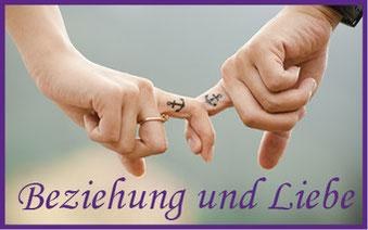 Beziehung und Liebe