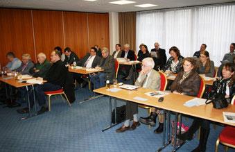 Konzentrierte Beratungen zum Kommunalwahlprogramm bei der Essener FDP.