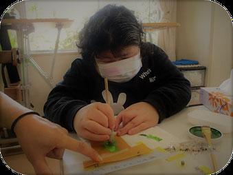 大阪府堺市 生活介護 堺あけぼの園での日中活動の様子