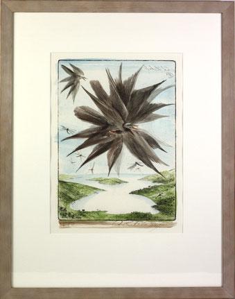 Paradiesvogel von Anton Lehmden