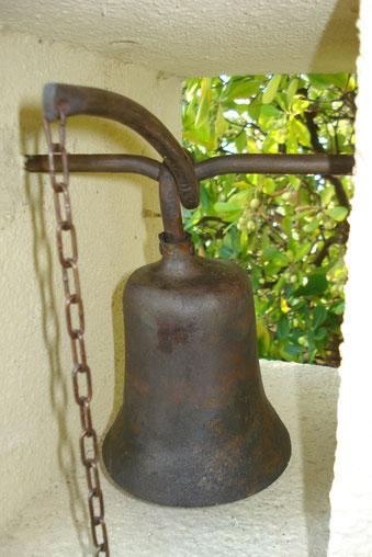 cloche forge bronze inox fer forge bormes les mimosas lavandou hyères toulon var ferronnerie art ferronnier forgeron by thibault KLUKASZEWSKI with forge et style