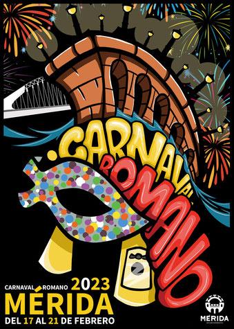 Programa de los Carnavales Romanos de Mérida