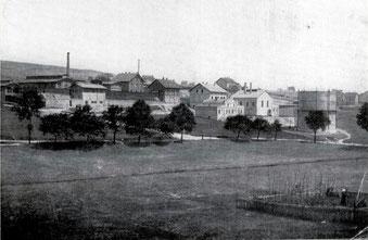 dudweiler, altes gaswerk