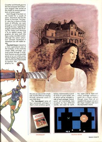 Haunted House (Atari 2600)