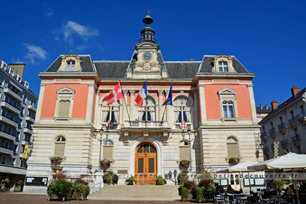 - Hôtel de Ville - Chambéry -