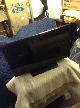 SHARP、AQUOS32インチ液晶テレビ
