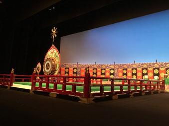 舞楽(ぶがく)公演03-本法寺-東京都文京区のお墓 永代供養墓 法要-