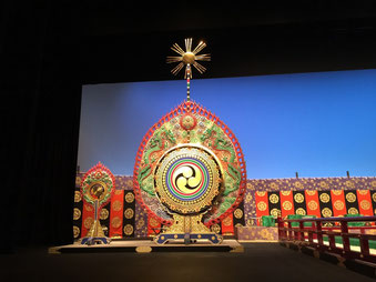 舞楽(ぶがく)公演02-本法寺-東京都文京区のお墓 永代供養墓 法要-