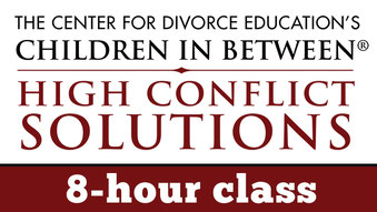 High Conflict Solutions, Parenting Plan
