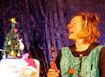 Clownin Lottes Weihnachtsbaum